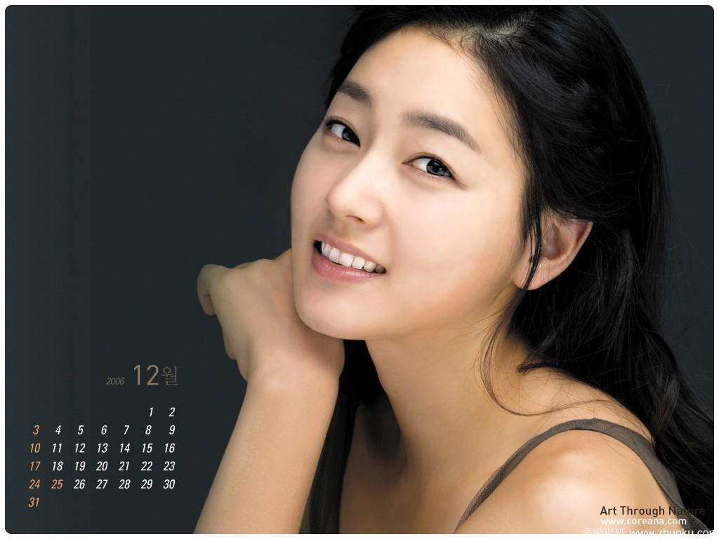 Coreana高丽美女壁纸