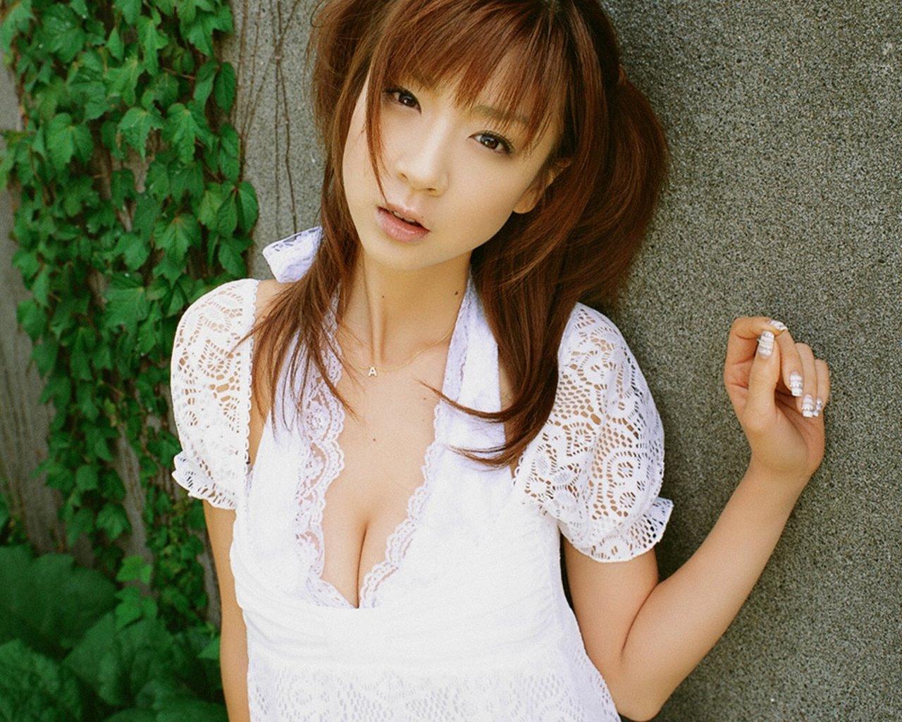 星野亚纪 Hoshino Aki (2)_我爱桌面网提供