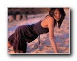 金子沙耶香写真壁纸