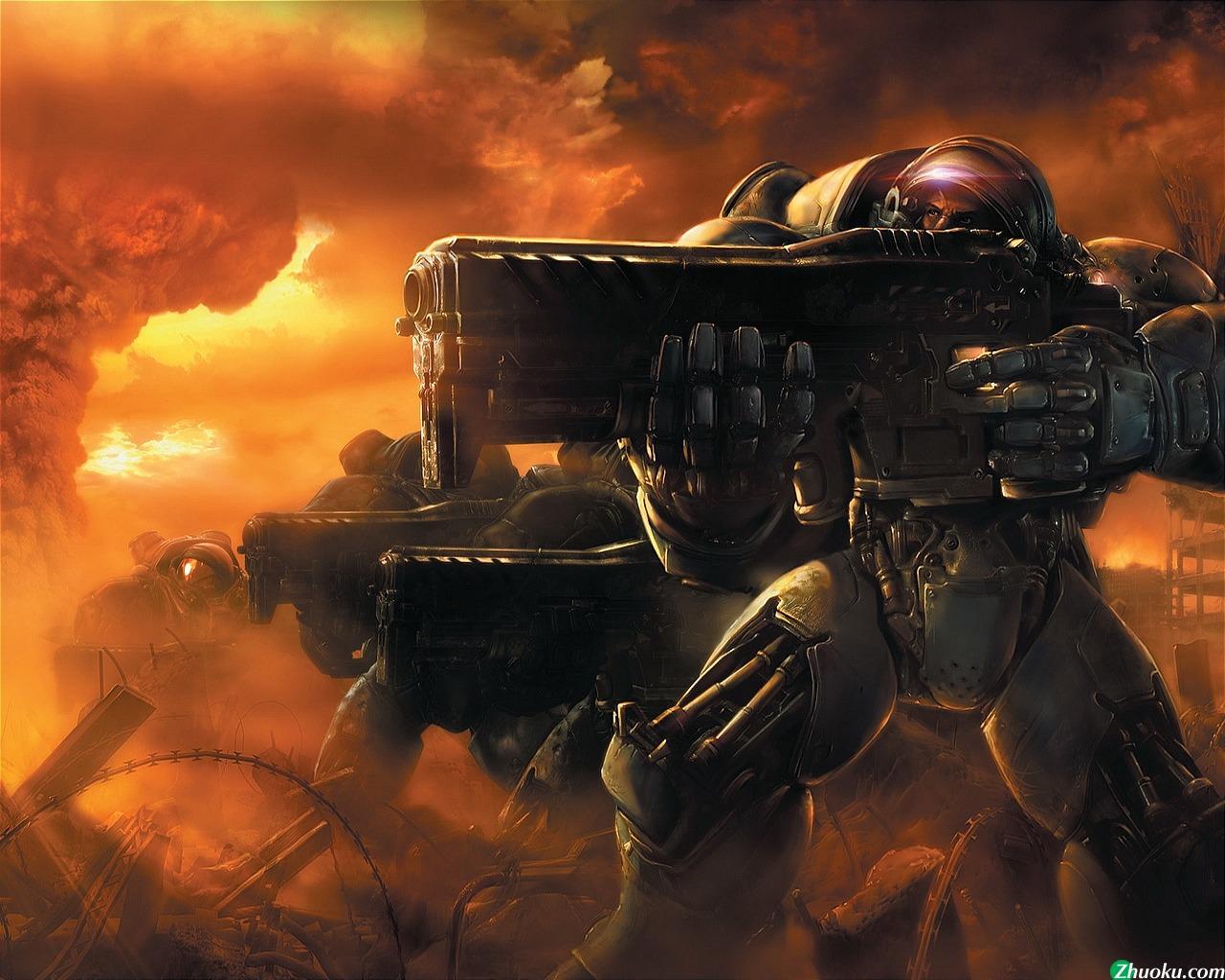 星际争霸2 StarCraft 2