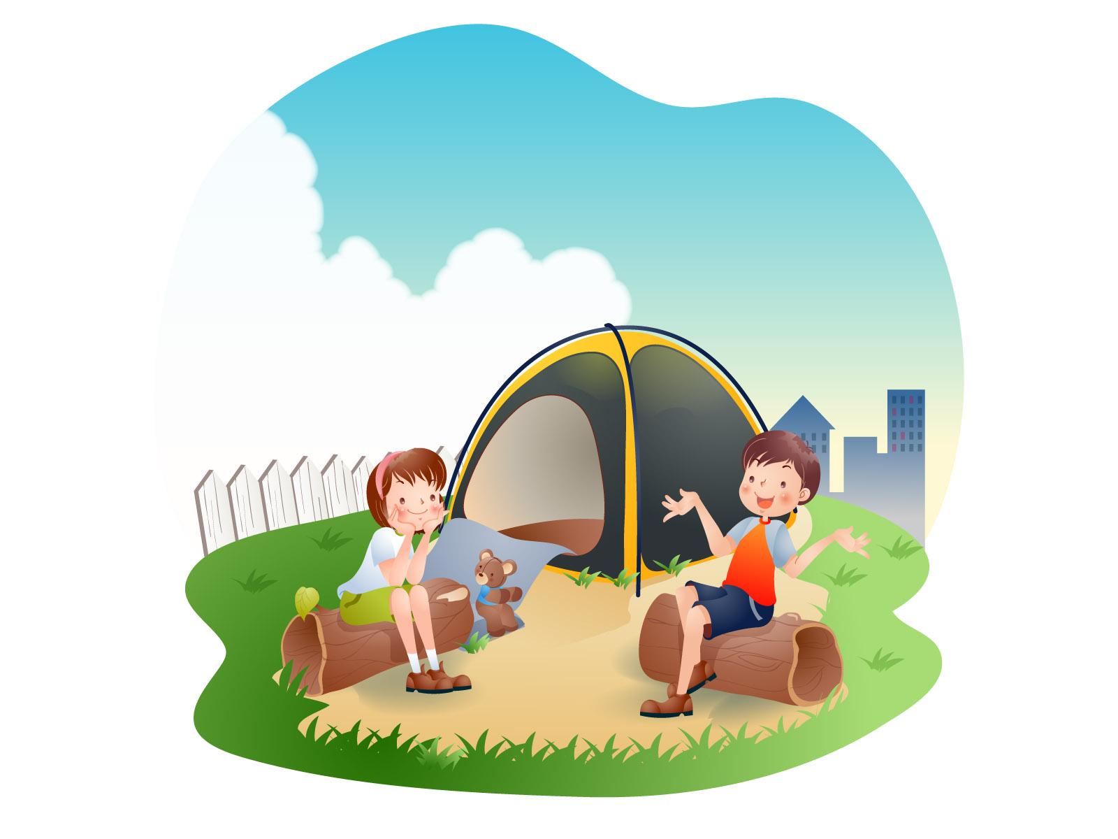 快乐暑假 六一儿童节特辑(壁纸1)