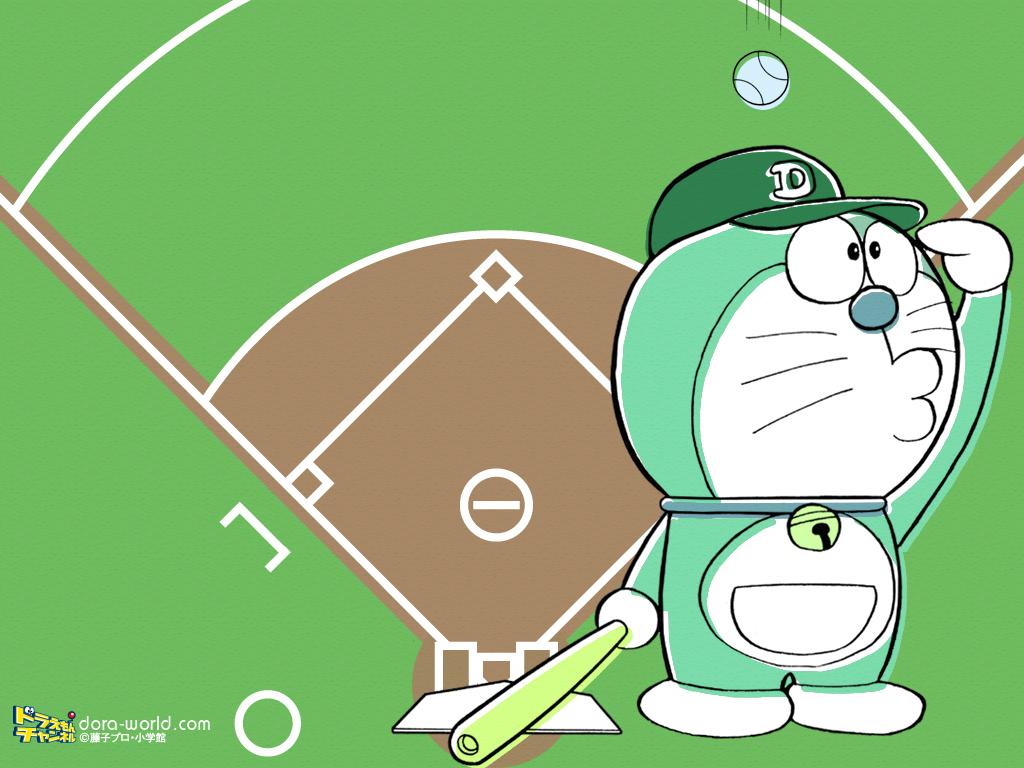 哆啦A梦/叮当/Doraemon (经典版)(壁纸1)