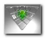 三维玻璃器皿设计(共5280次)