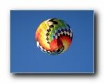 五彩热气球壁纸