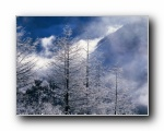 中国名山雪景:冬天的雪景(共3970次)