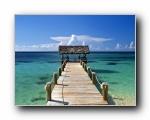 加勒比海风景壁纸(共3246次)