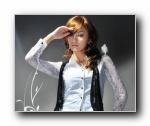 陈艺丹 美女模特写真壁纸