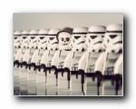 星球大战玩具摄影壁纸