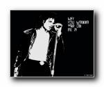 迈克杰克逊(高峰咪 Michael Jackson) 网友制作壁纸