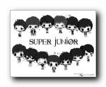 Super Junior(网友自制壁纸)