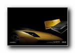 华硕兰博基尼VS2笔记本 宽屏壁纸