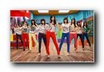 少女时代 韩国美女组合 宽屏壁纸