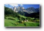 意大利风光风景高清宽屏壁纸(共10759次)