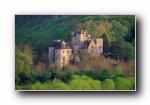 国外古迹城堡 宽屏壁纸(共4269次)