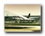 空中客车A380 (多分辨率)