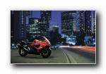 Suzuki Hayabusa (铃木 隼)摩托车