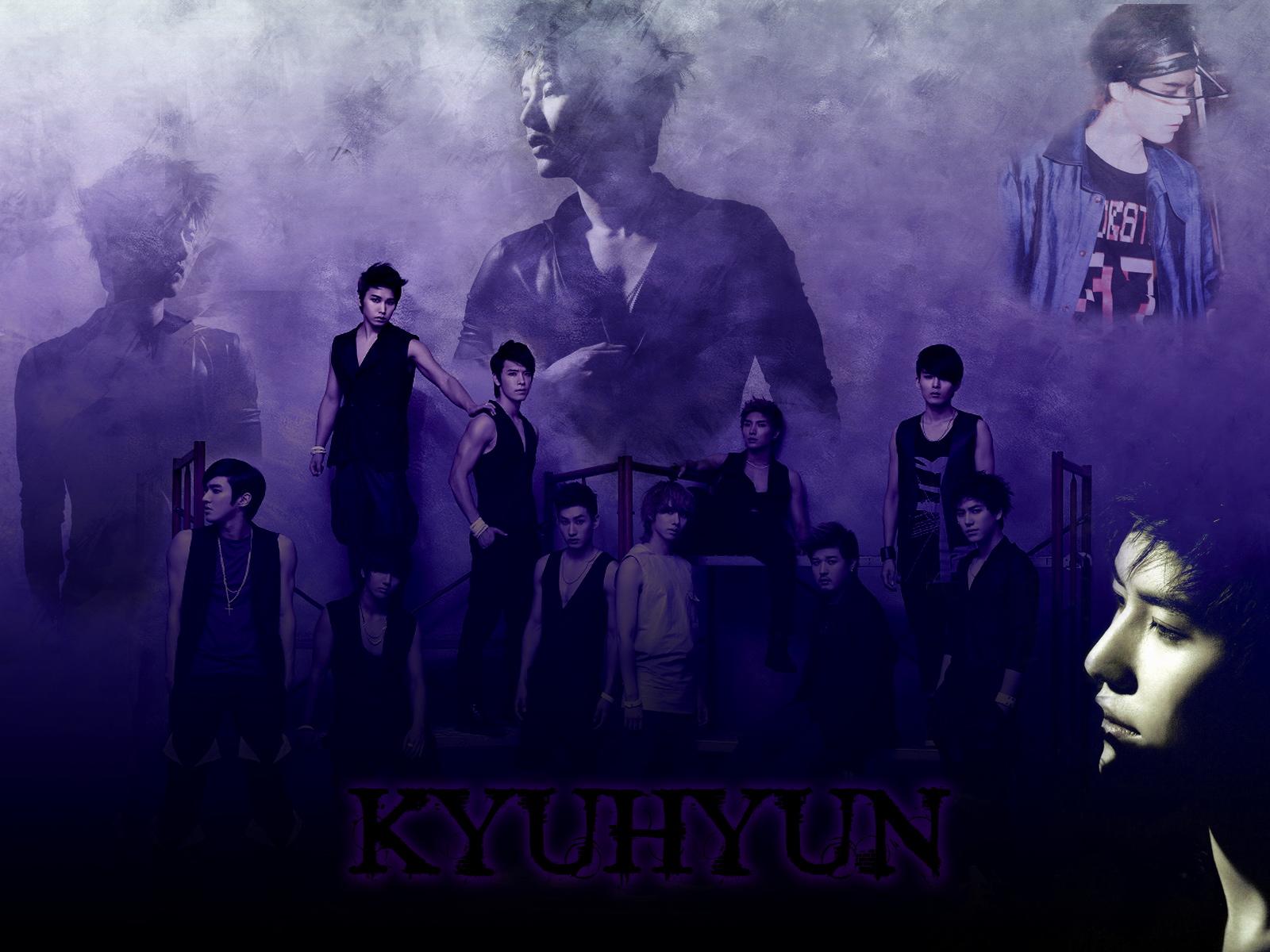 Super Junior (韩国人气帅哥组合)(壁纸4)