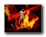 ZE:A:帝国的孩子们 火焰壁纸