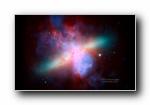 NASA Spacescapes Windows 7 主题宽屏壁纸