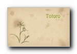 Totoro(龙猫)手绘简约版