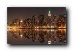 精美高清城市夜景宽屏壁纸 1920x1200