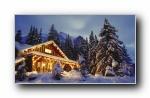 精美雪景雪地宽屏壁纸 1920x1080p