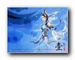 剑侠情缘OL3 2011年新年兔年月历壁纸
