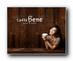 韩国 Caffe Bene 咖啡店
