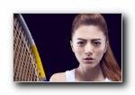 阿兰 美女网球 宽屏壁纸