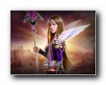 蔡依林《诺亚传说》代言壁纸
