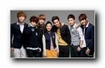 EXO-K韩国校服代言广告宽屏壁纸