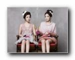 Taeyeon & Sunny (金泰妍&李顺圭)壁纸