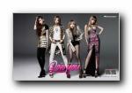 2NE1《I love you》高清宽屏壁纸