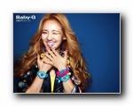 少女时代 Casio Baby-G手表广告代言壁纸