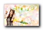 T-ara(韩国最百变女团)官方宽屏壁纸
