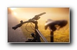 单车,自行车摄影宽屏壁纸