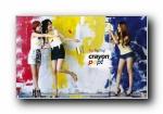 Crayon Pop 韩国美女组合宽屏壁纸