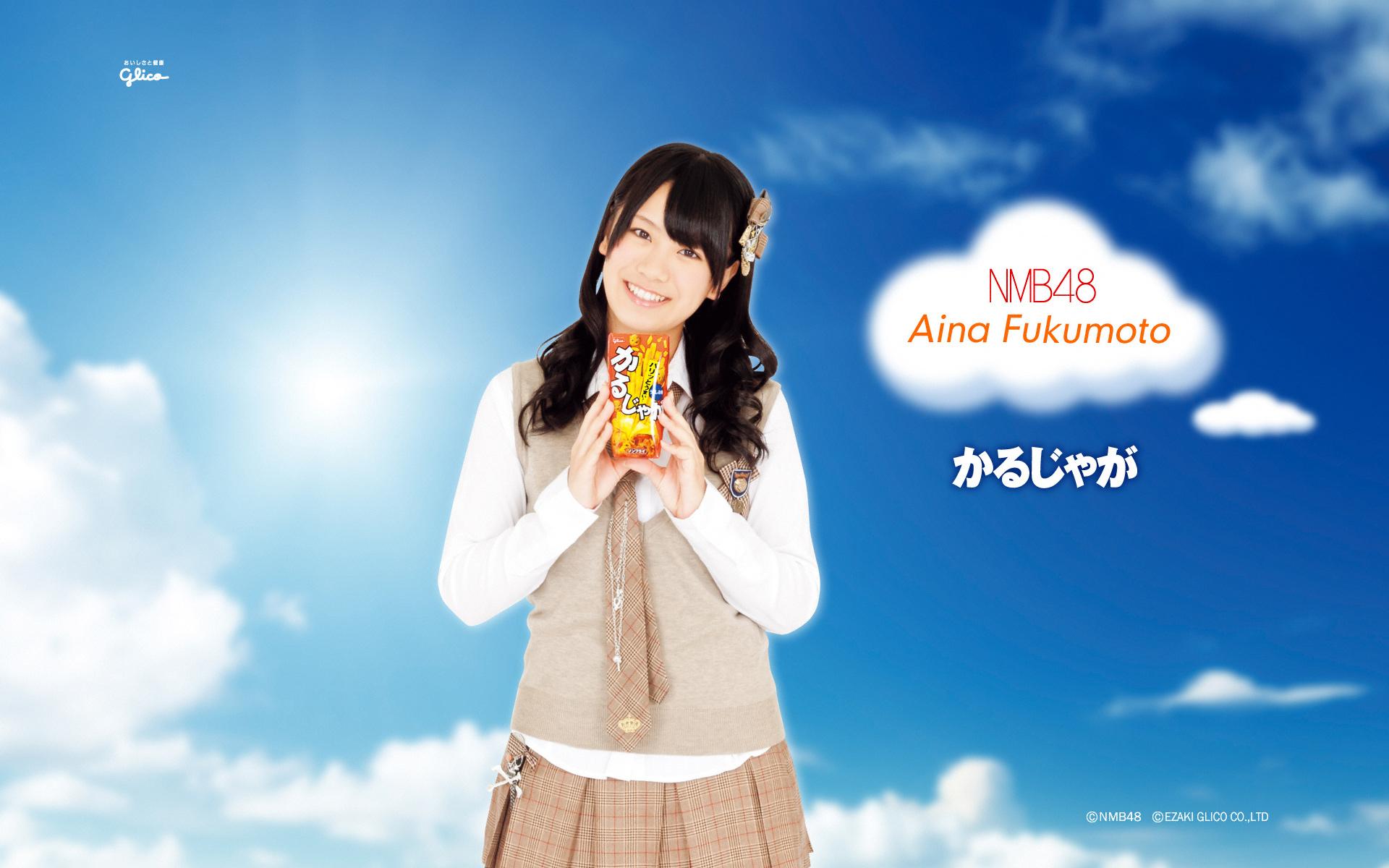 NMB48(AKB48和SKE48的姐妹团体组合)(壁纸1)