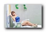 台湾模特安达熙(Daphny)宽屏壁纸