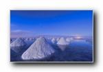 《盐湖和死海》风光风景宽屏壁纸