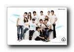 YG FAMILY 艺人封面宽屏壁纸