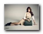 崔秀英 Sooyoung Double-M 品牌广告壁纸