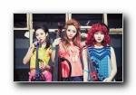 韩国女子组合ODD EYE宽屏壁纸