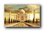 印度 泰姬陵 (泰姬 玛哈尔陵)