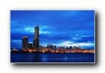 首尔(韩国首都)摄影风光风景宽屏壁纸