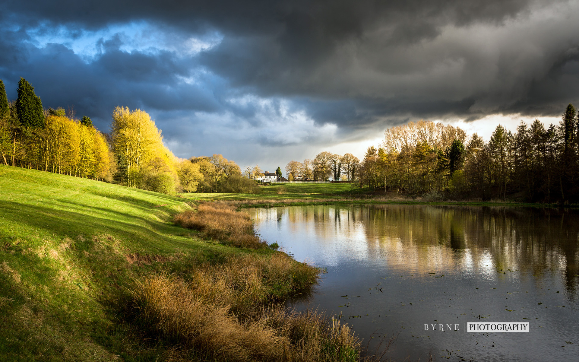 《美丽的英国》摄影师Sean Byrne风光风景摄影宽屏壁纸(壁纸1)