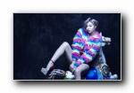 李艺真 Ailee 宽屏壁纸
