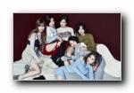 T-ara 皇冠团 韩国美女组合宽屏壁纸