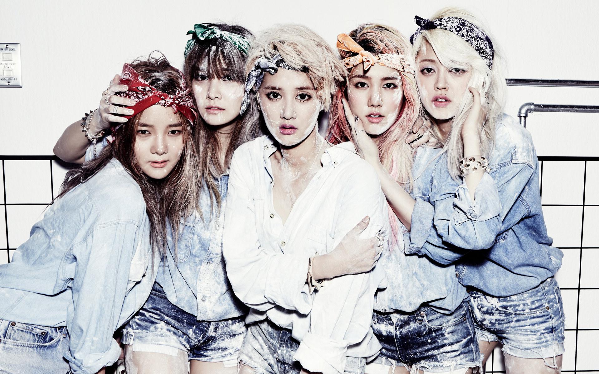 spica(韩国女子偶像团体)(壁纸1)